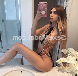 Inas escorte massage sexy à Plouhinec